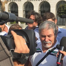 «L'incappucciato con baffi e occhiali» Antonio Tizzani, nuova intervista in tv