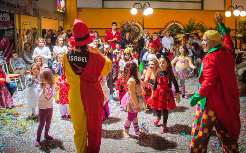 Ludoteca Di Carnevale Domenica 26 Febbraio 2017 1600 Bergamo L