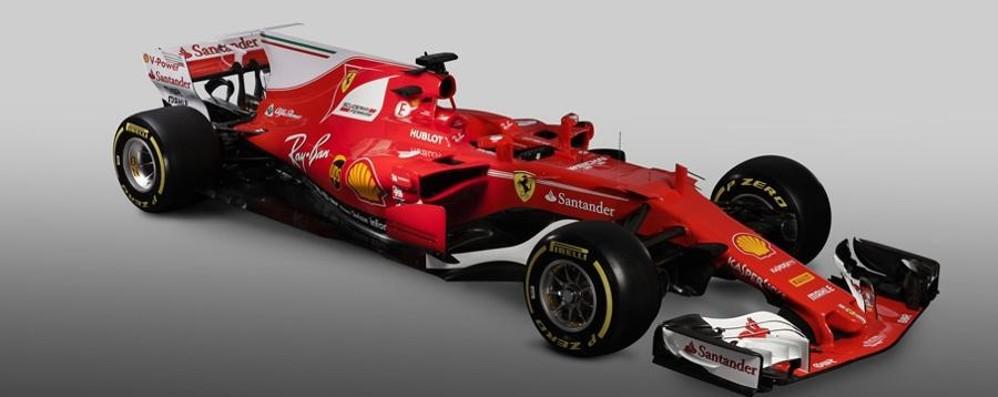 Ecco la nuova Ferrari SF70H - Foto Più rossa e con freni made in Bergamo