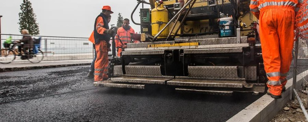 Il primo asfalto «total green»? È made in Bergamo
