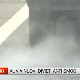 Smog, tornano i limiti