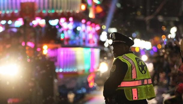 New Orleans: auto sulla folla, 28 feriti