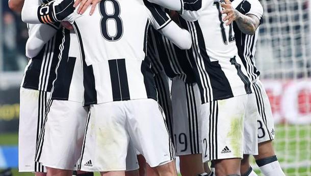 Serie A: Juventus-Empoli 2-0