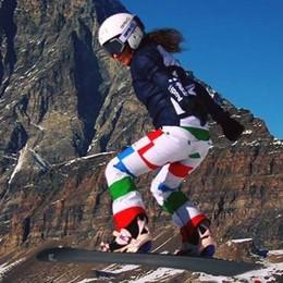 Snowboard, Coppa Europa a Colere Trionfo fatto in casa con Belingheri