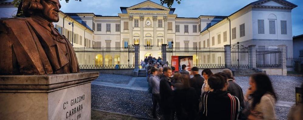 Teatro,  Carrara, Rocca e San Nicola Bergamo scommette sulla cultura
