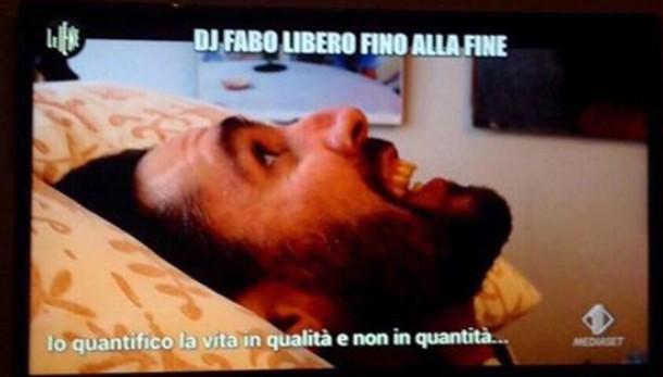 Eutanasia:DJ Fabo in clinica in Svizzera