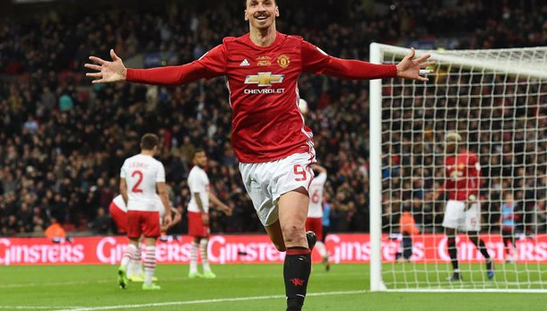 Gabbiadini non basta, a United la FA Cup