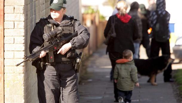 Gb: 'rischio terrorismo più dell'Ira'