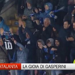 Napoli - Atalanta 0-2, mister Gasperini nel dopopartita