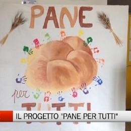 Parre, il progetto Pane per tutti