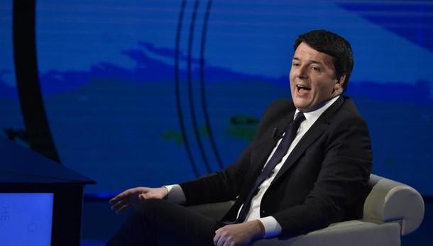 Renzi, le elezioni sono nel 2018