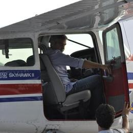 Dopo Clooney torna l'idrovolante per far decollare il turismo sul lago