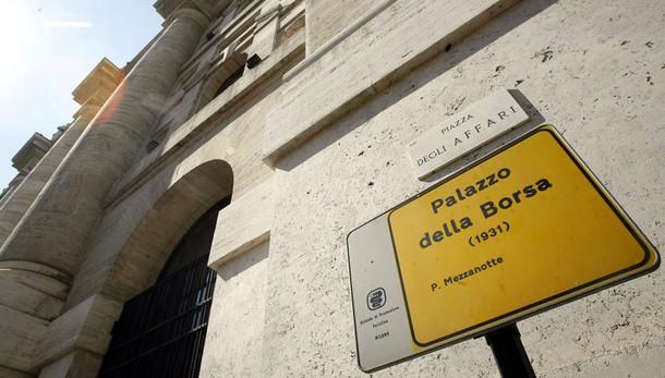 Borsa: Milano apre in rialzo (+0,26%)