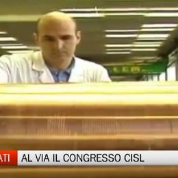 Cisl Bergamo, al via la stagione congressuale