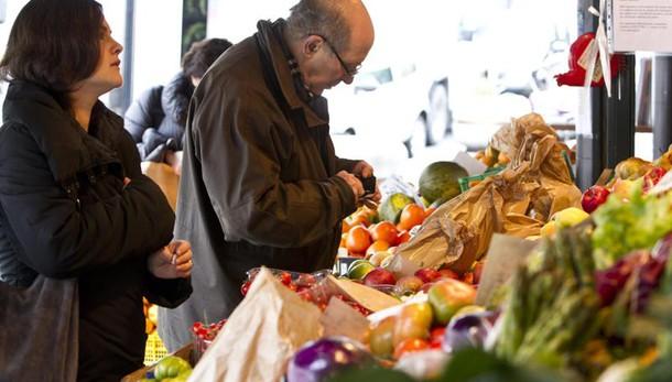 Gb, verdura razionata nei supermercati