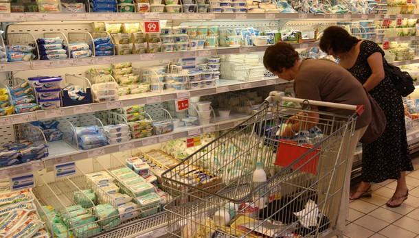 Inflazione +0,9% a gennaio, top da 2013