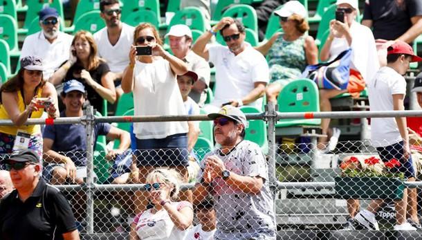 Tennis: Davis, Argentina-Italia 0-2
