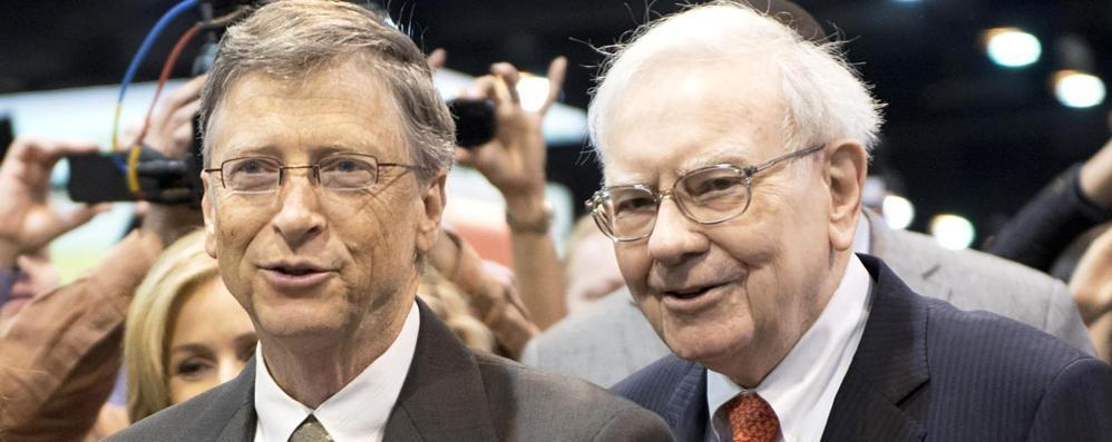 Viviamo nell'era  dei super ricchi