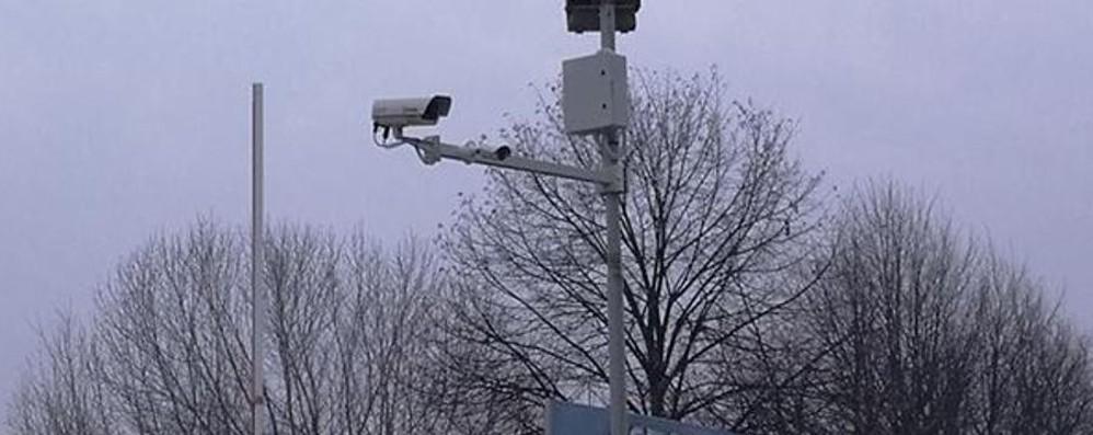Ad Almé telecamere a perdita d'occhio È il paese più videosorvegliato