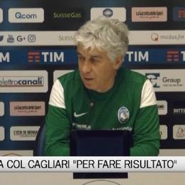 Atalanta-Cagliari domani al Comunale