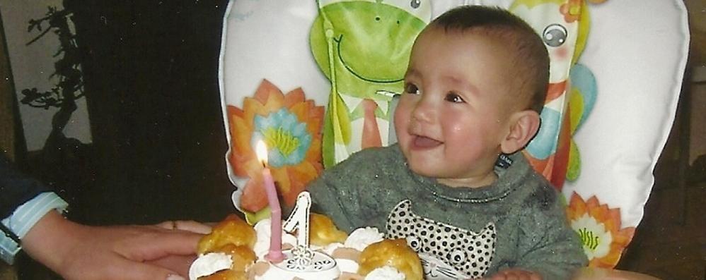 Matilde 580 grammi di speranza «Per noi un inno alla vita»