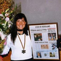 Vent'anni fa, l'argento mondiale - Video Lara  fa il tifo per Sofia: «È una leader»