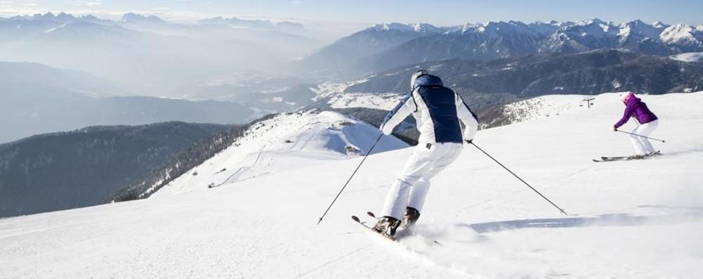 Con gli sci a maranza valles offerte e un giorno in regalo for Offerte in regalo