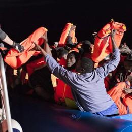 Migranti se l'europa inverte la rotta