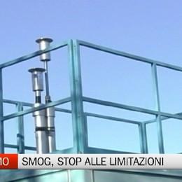 Bergamo, smog nella norma: stop ai divieti