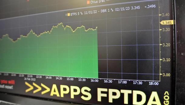 Borsa: Milano apre in rialzo (+0,23%)