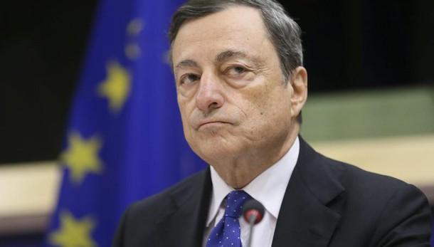 Draghi, preoccupante allentamento regole