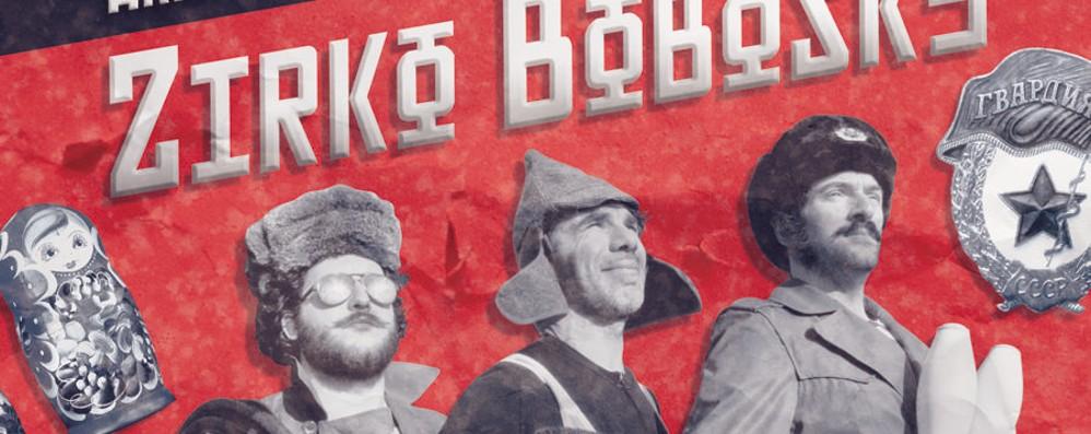 Akkademia da Zirko Bobosky sul «Palco dei Colli»