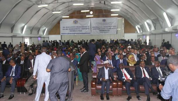 Farmajo eletto presidente della Somalia