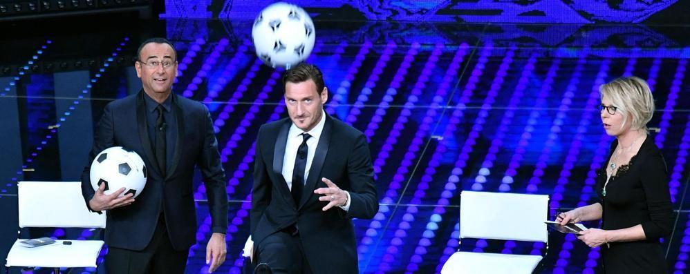 Giorgia incanta Sanremo, Totti superstar Il festival si conferma un successo - Foto