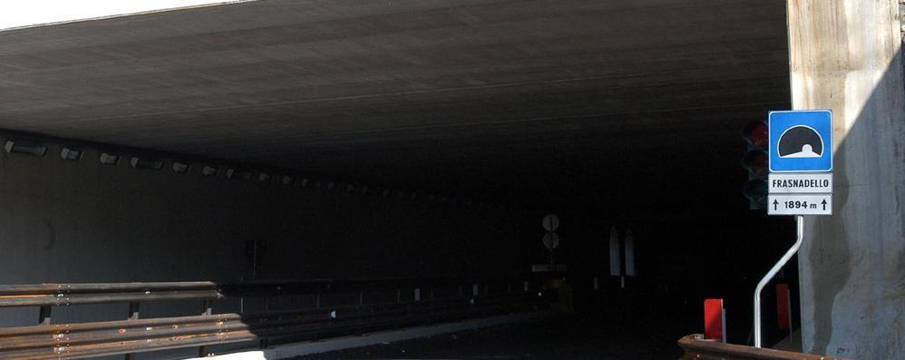 Giovedì gallerie chiuse per lavori Attenzione al traffico in Val Brembana