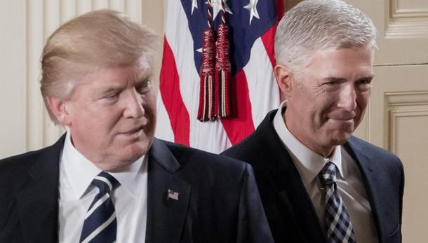 Gursuch critica Trump su attacco giudici