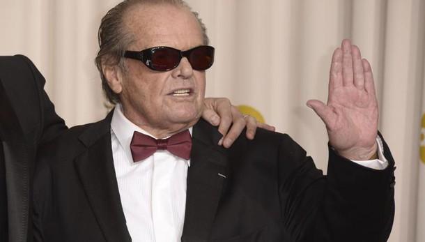 Nicholson torna sullo schermo per remake