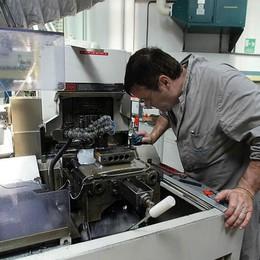 Produzione, Bergamo avanti tutta  In crescita industria e artigianato