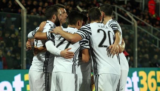 Serie A, Crotone-Juventus 0-2