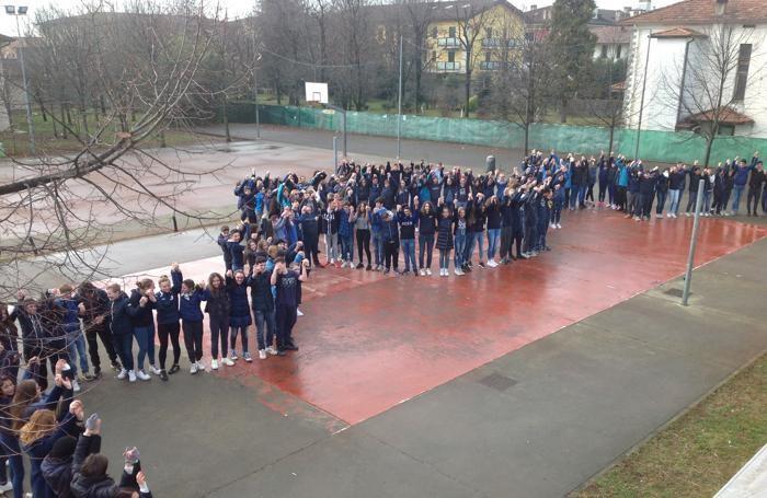 La scuola secondaria di Bolgare