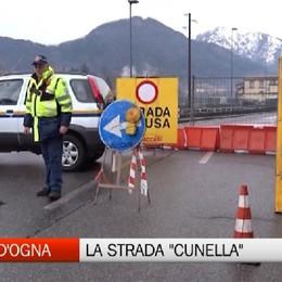 Villa d'Ogna, il sindaco rilancia la messa in sicurezza della Cunella