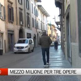 Albino, mezzo milione di euro per tre opere pubbliche