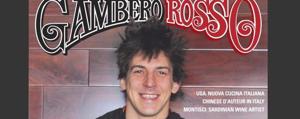 Belotti porta i casoncelli a San Francisco  e finisce in copertina su Gambero Rosso