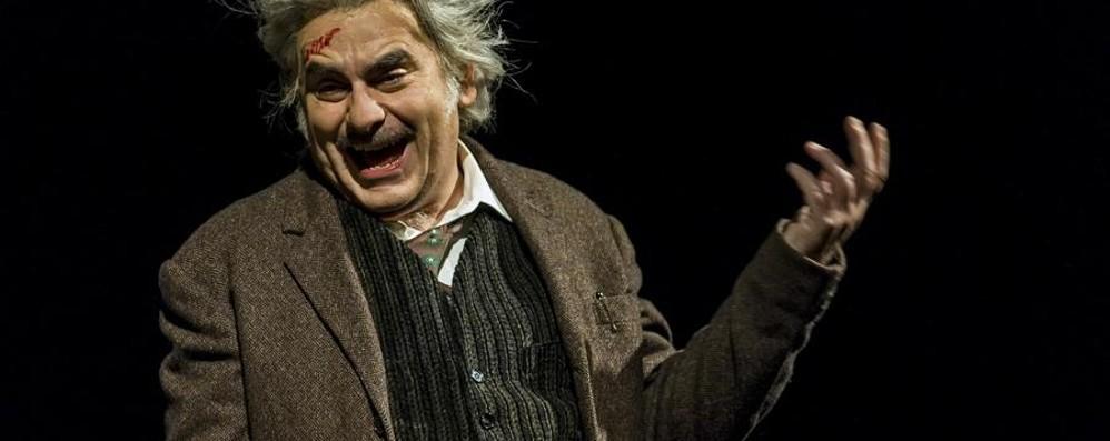 Un classico di Pirandello al Donizetti Da martedì 14 «Il berretto a sonagli»