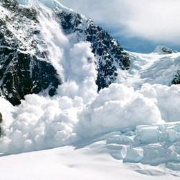 Alto rischio valanghe - Video Fate attenzione in montagna