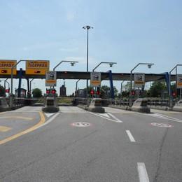 Autostrada, Bergamo chiude Lavori al casello tra lunedì e martedì