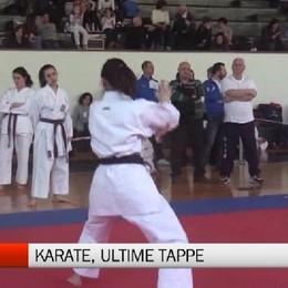 Csi, il campionato provinciale di karate