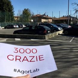 Un nuovo volto per piazza Sant'Antonio Valtesse ci crede e chiede il vostro voto