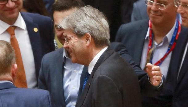 Gentiloni, con Renzi più forza a Italia
