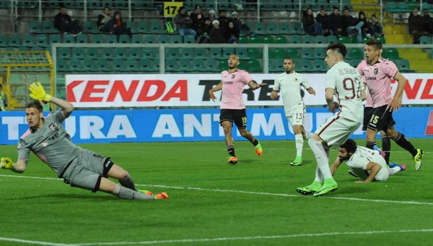 Serie A: Palermo-Roma 0-3